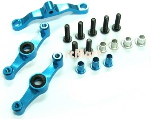Yeah Racing Alloy Bearing Steering Set